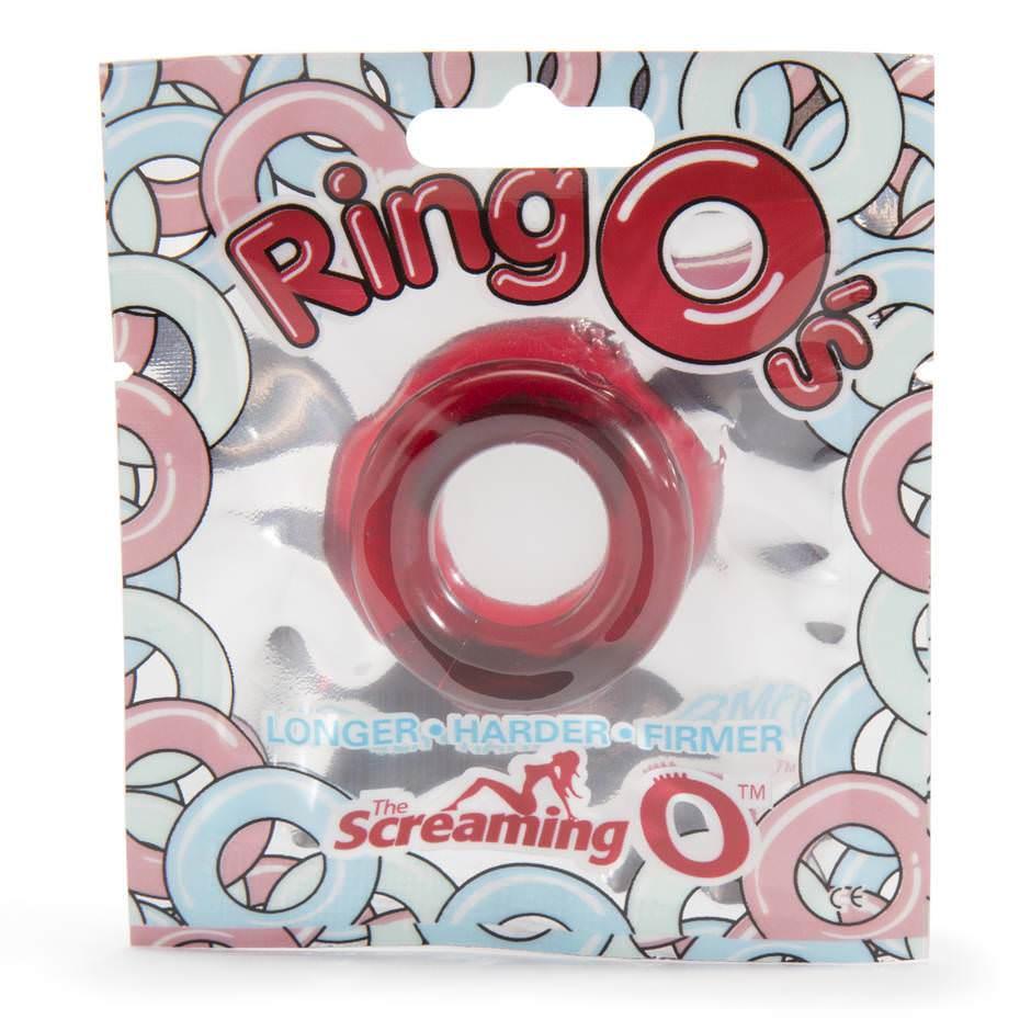 Ring O Super Stretchy Gel Erection Enhancer Ring