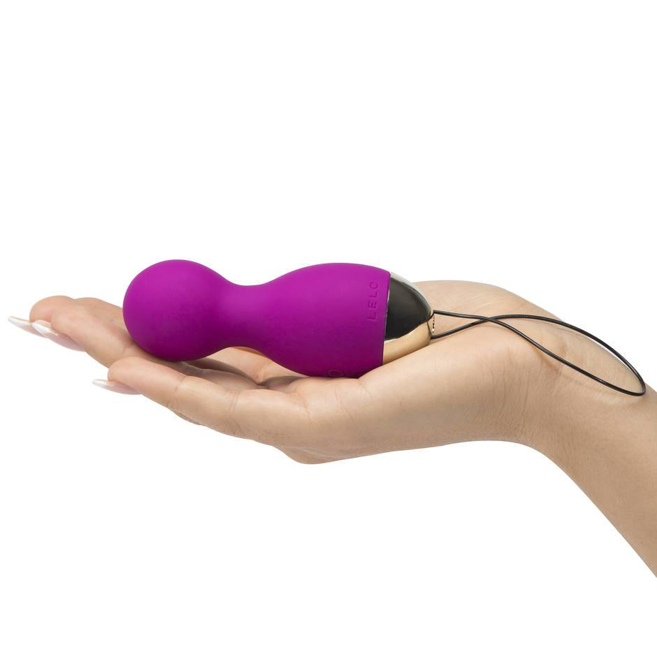 Hula Beads Waterproof Rechargeable Bullet Vibrator With Wireless Remote