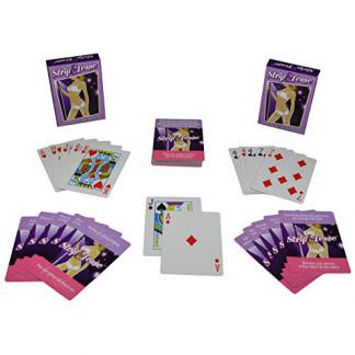 Strip and Tease Card Game