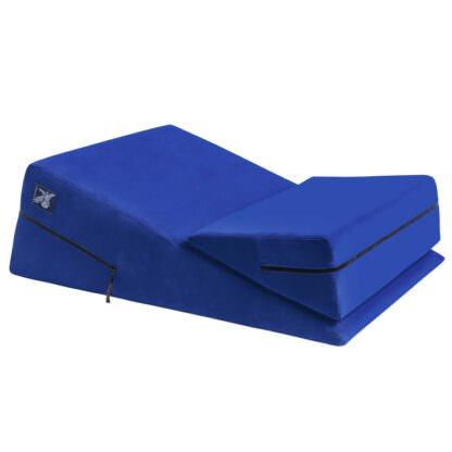 Liberator Wedge Ramp Combo Blue