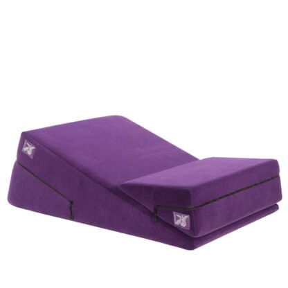 Liberator Wedge Ramp Combo Purple