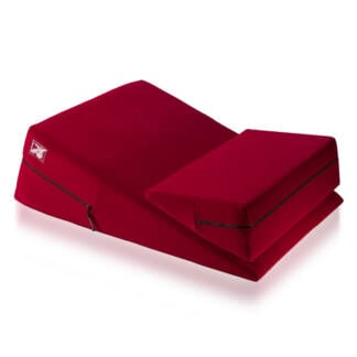 Liberator Wedge Ramp Combo Red