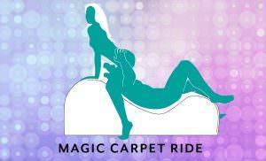 Liberator Esse Sex Position Magic Carpet Ride