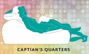 Liberator Esse Sex Position Captain's Quarters