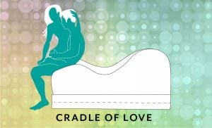Liberator Esse Sex Position Cradle of Love