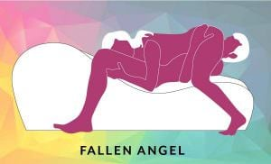 Liberator Esse Chaise Sex Position Fallen Angel