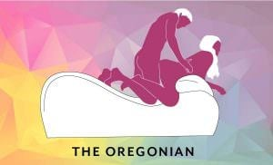 Liberator Esse Chaise Sex Position Oregonian