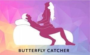 Liberator Esse Chaise Sex Position Butterfly Catcher
