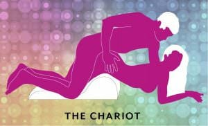 Hipster Sex Position Chariot