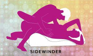 Hipster Sex Position Sidewinder