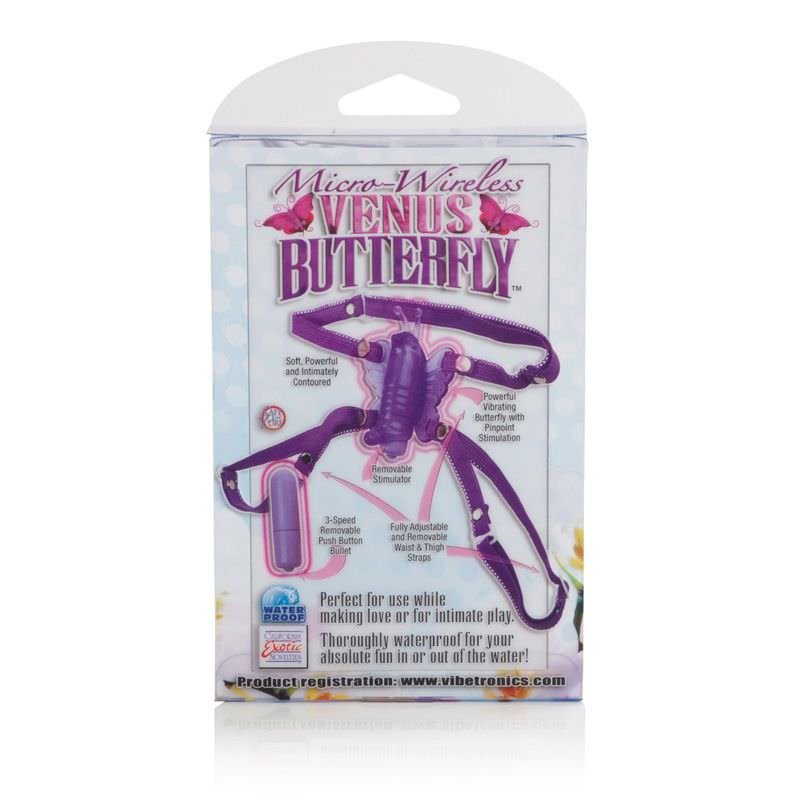 Micro Wireless Venus Butterfly Stimulator