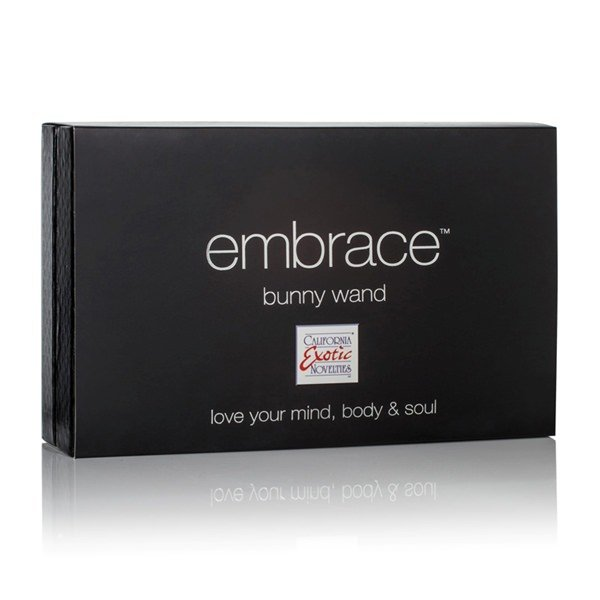 Embrace Bunny Wand Rabbit Vibrator
