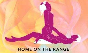 Liberator Wedge Sex Position Home On The Range