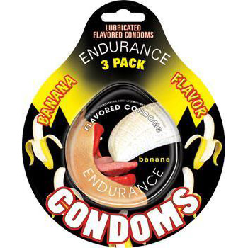 Flavored Condoms