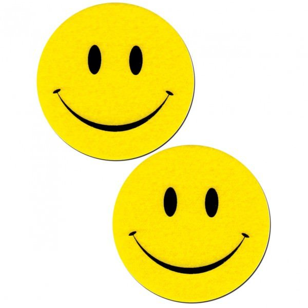 Smiley Face Pasties