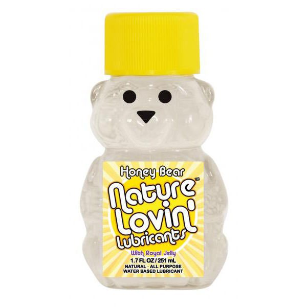 Honey Bear Natural Lubricant
