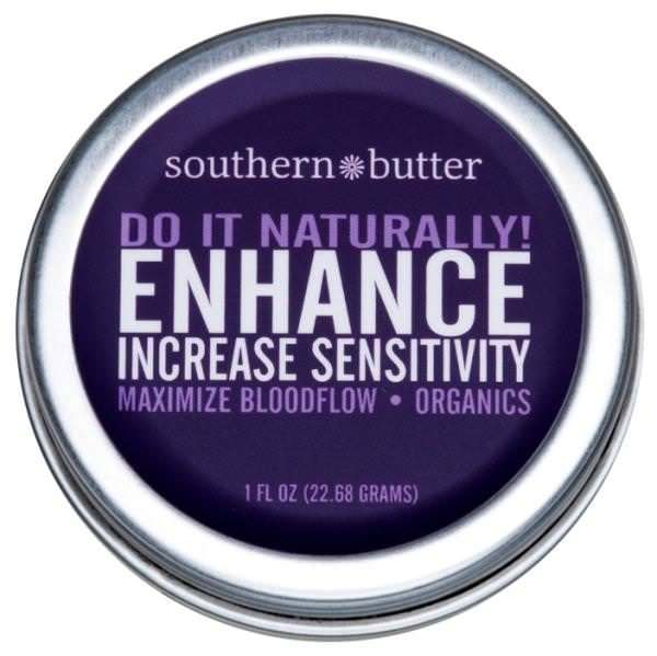 Enhance Tingly Mint Stimulation Butter
