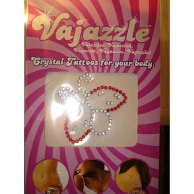 Vajazzle Butterfly
