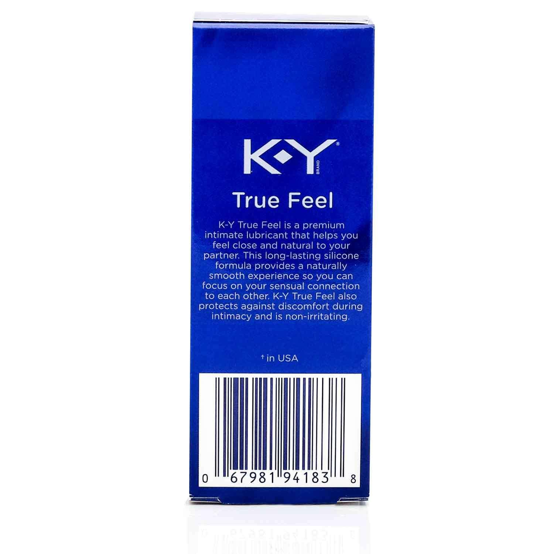 K-Y True Feel