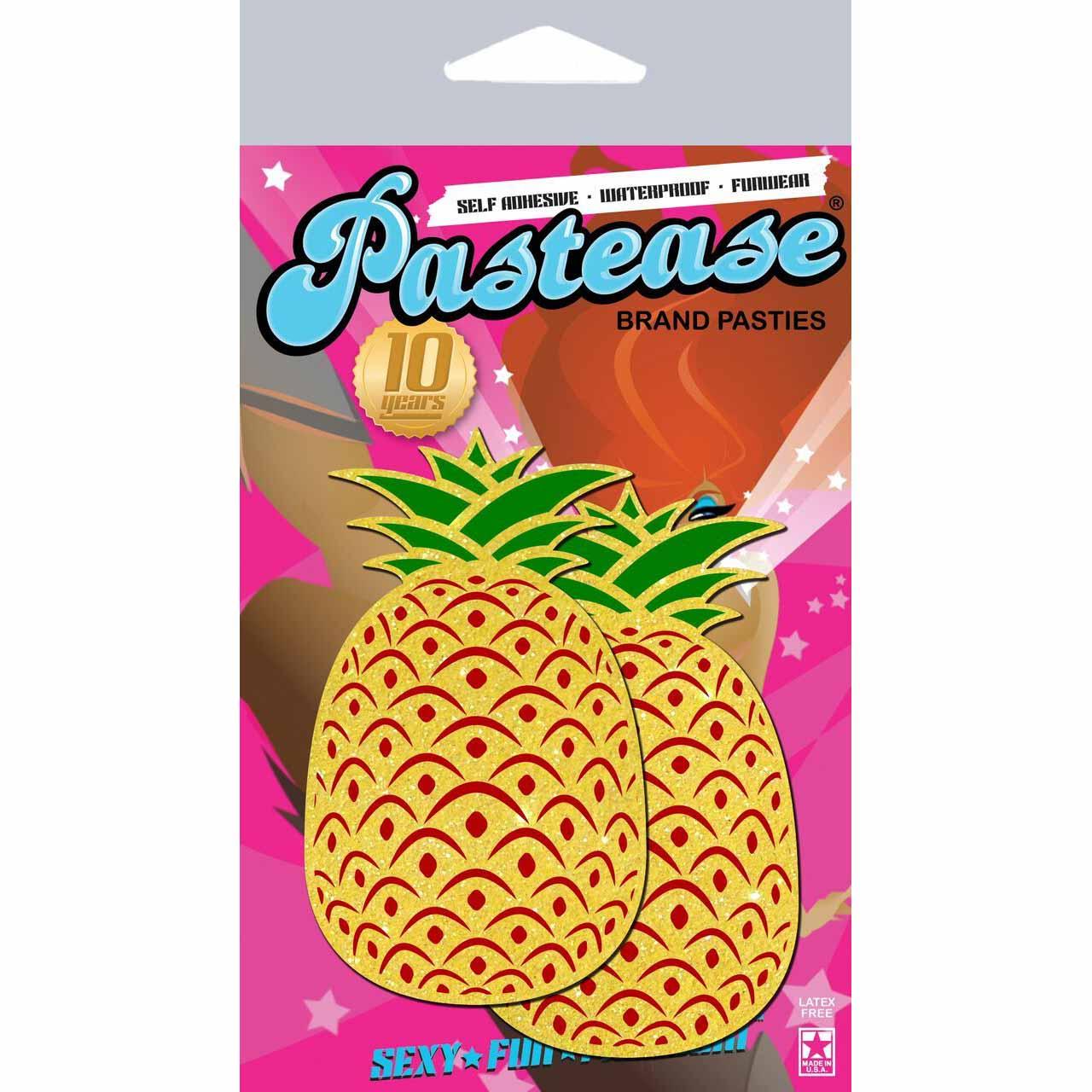 Pineapple Pasties