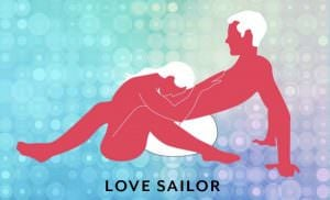 Liberator Pulse Sex Position Love Sailor