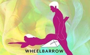 Liberator Arche Wedge Sex Position Wheelbarrow