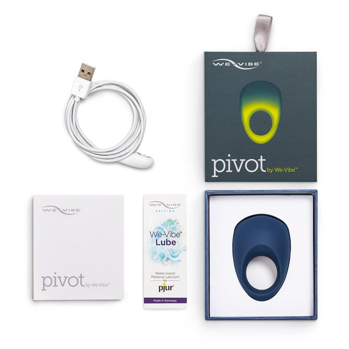 Pivot Vibrating Penis Ring