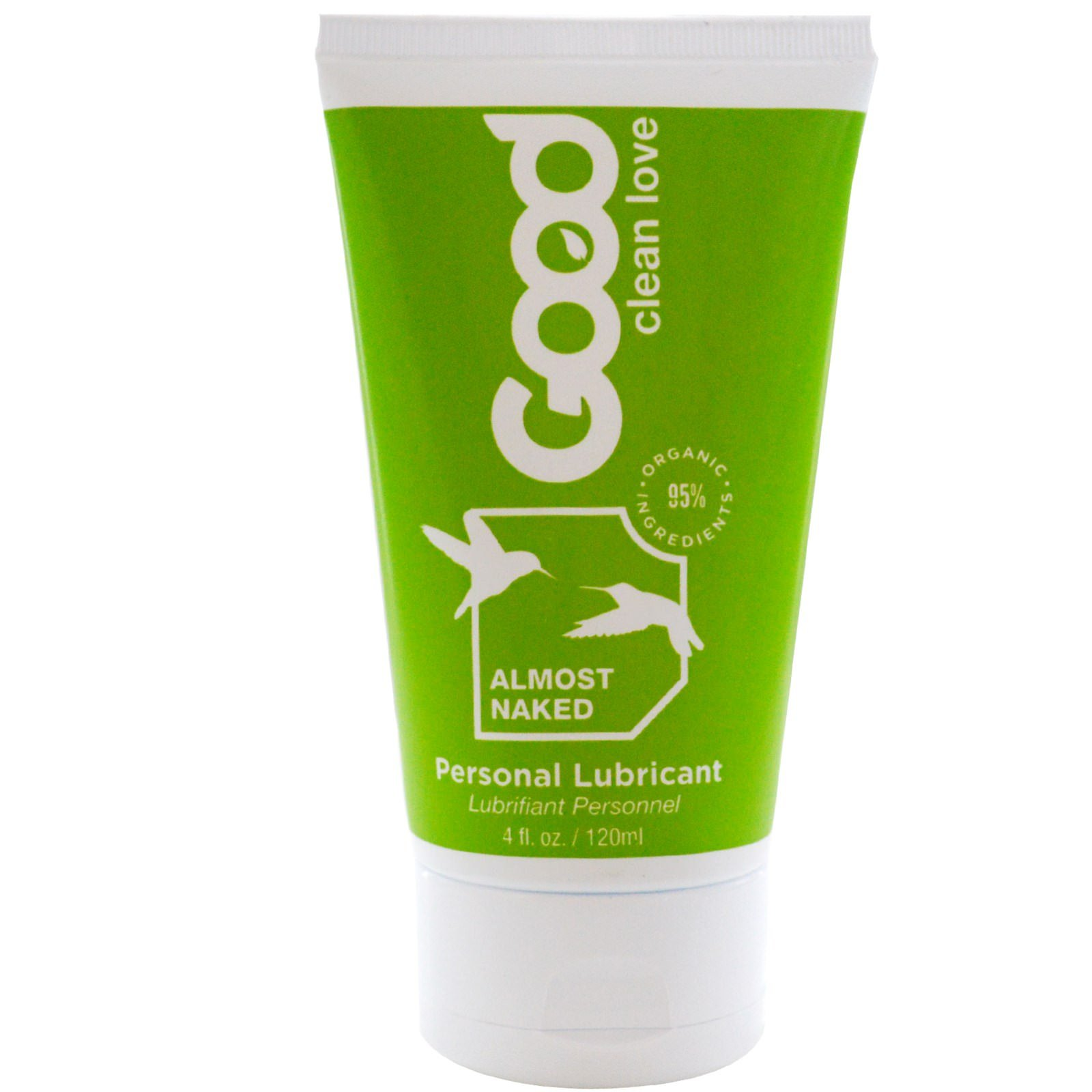 Good Clean Love Almost Naked Organic Lubricant