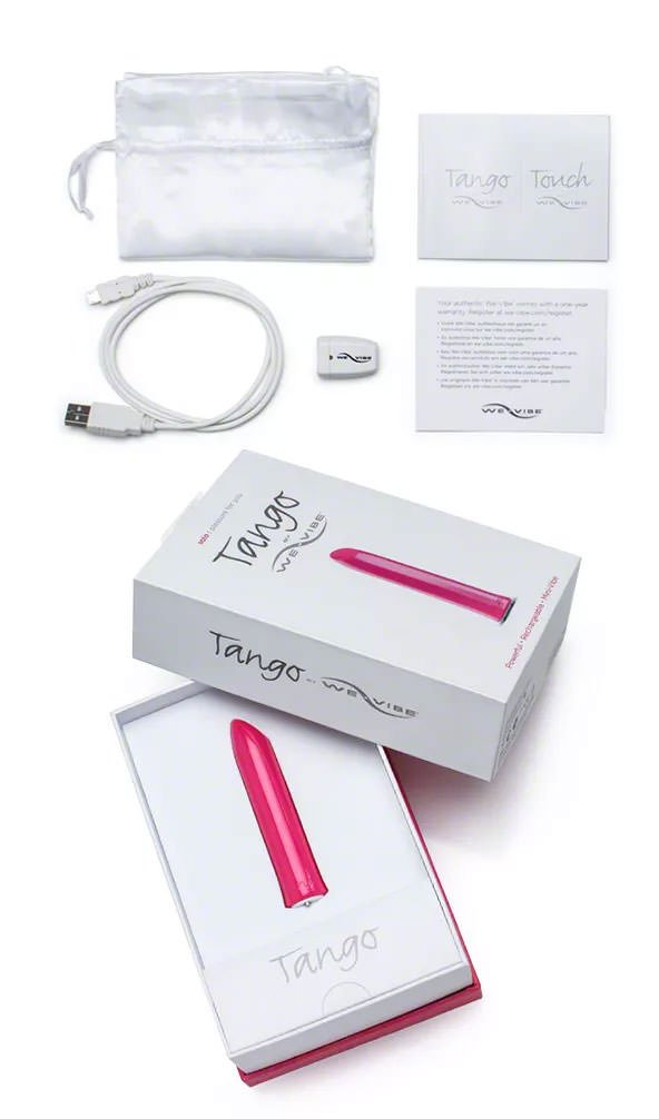We-Vibe Tango Vibrator