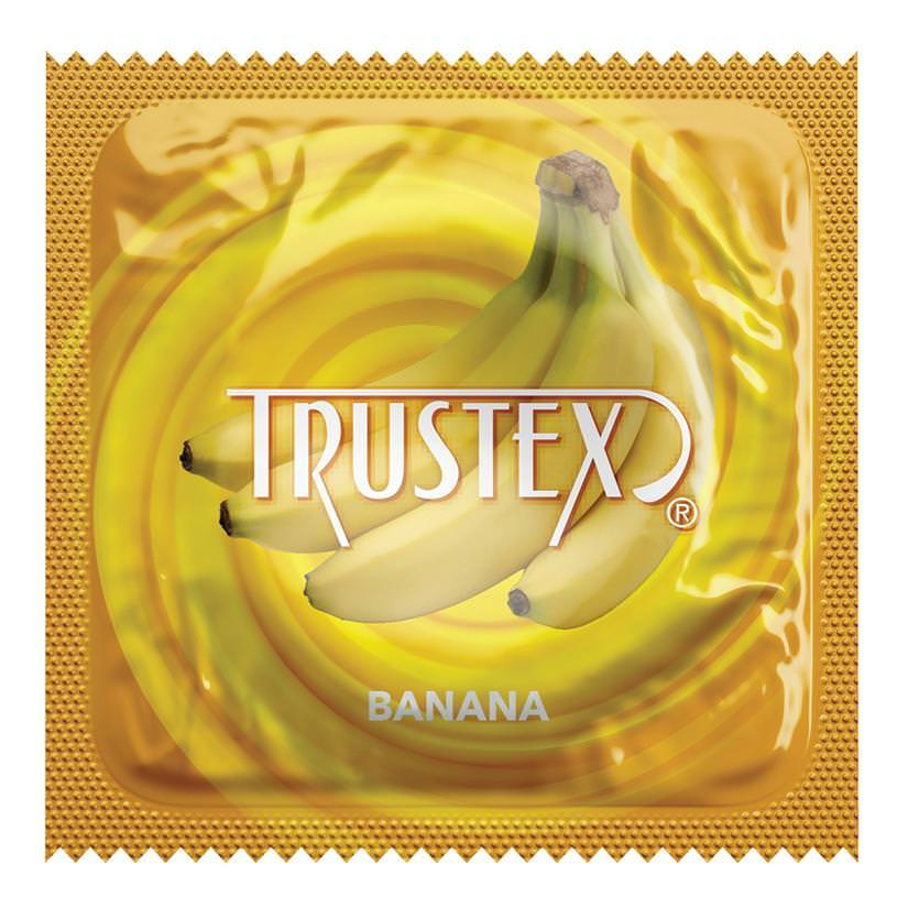 Trustex Flavored Latex Oral Sex Condoms