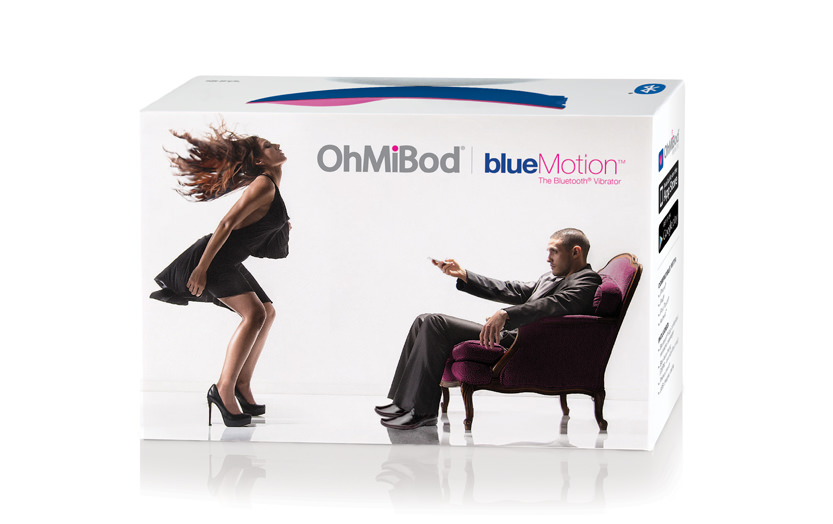 blueMotion Nex 1 Remote Controlled Panty Vibrator