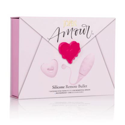 Amour Remote Controlled Bullet Vibrator