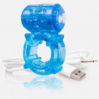 Charged BigO Rechargeable Vibrating Ring