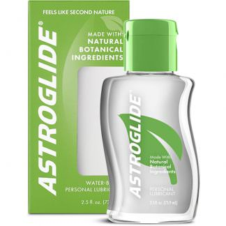 Astroglide Natural Water-Based Personal Lubricant