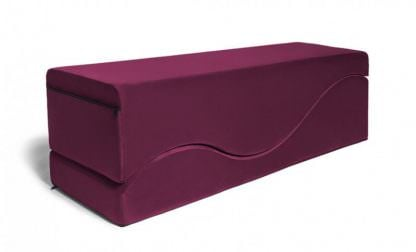 Liberator Equus Wave Sex Furniture Merlot
