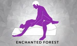 Liberator Equus Wave Sex Position Enchanted Forest