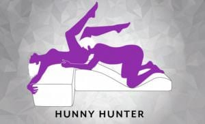 Liberator Equus Wave Sex Position Hunny Hunter