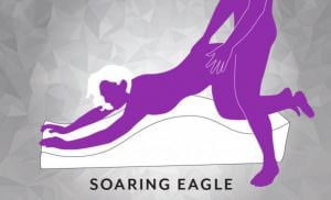 Liberator Equus Wave Sex Position Soaring Eagle