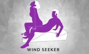 Liberator Equus Wave Sex Position Wind Seeker