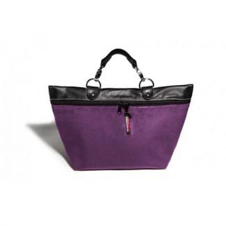 Moto Sex Toy Storage Bag Aubergine