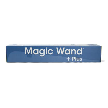 Magic Wand Plus HV-265 Body Massager front of packaging.