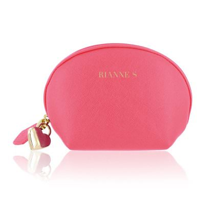RIANNE S Classique Silicone Waterproof Bullet Vibrator Storage Bag