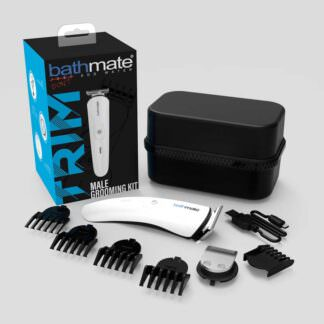 Bathmate Trim Manscape Kit With Packaging and Storage Case