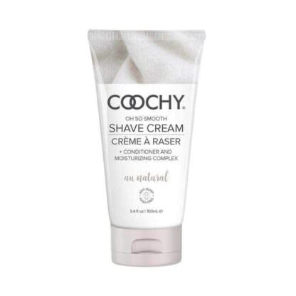 Coochy Shave Cream au Natural Fragrance Free