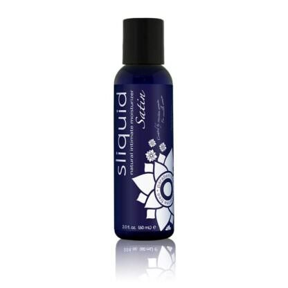 Sliquid Naturals Satin Intimate Moisturizer for Daily Use 2oz