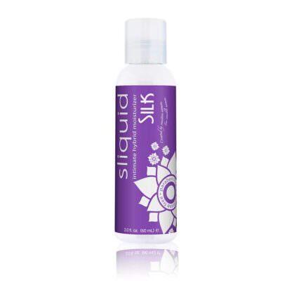 Sliquid Naturals Silk Hybrid Personal Lubricant 2oz