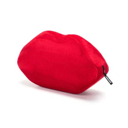 LiberatorKiss Wedge Sex Pillow Red