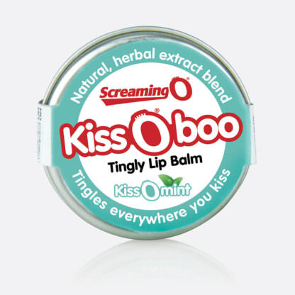 KissOboo Edible Tingling Lip Balm Mint