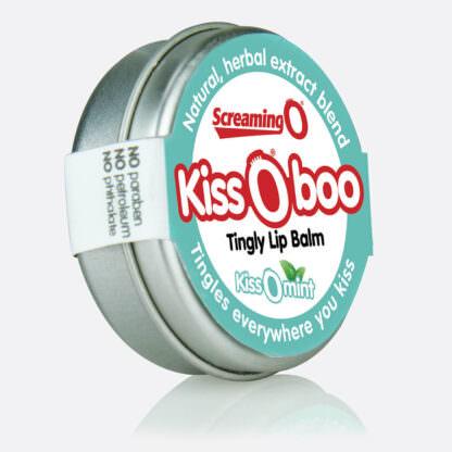 KissOboo Edible Tingling Lip Balm Tin