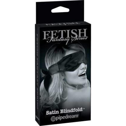 Satin Blindfold Packaging